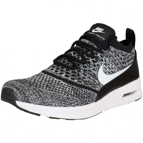 nike damen sneaker air max thea ultra flyknit schwarz wei. Black Bedroom Furniture Sets. Home Design Ideas