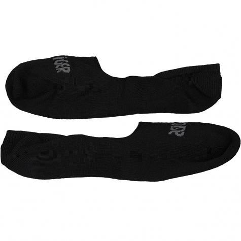 Asics Socken No-Show schwarz