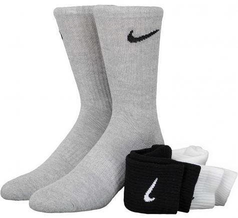 Nike Socken Cushion Crew 3er multi