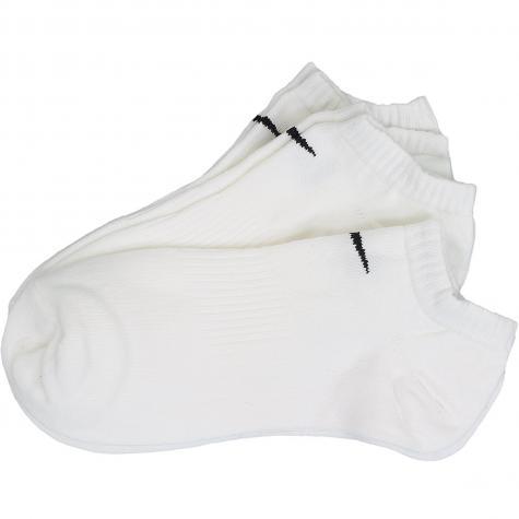 Nike Socken Lightweight No Show weiß/schwarz