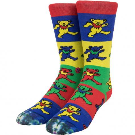Stance Socken Grateful Bearz mehrfarbig