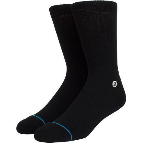 Stance Socken Icon schwarz/weiß