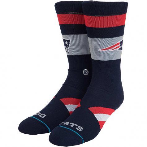 Stance Socken NFL Go Pats dunkelblau