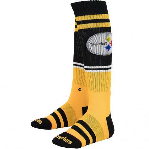 Stance Socken NFL Pittsburgh gelb