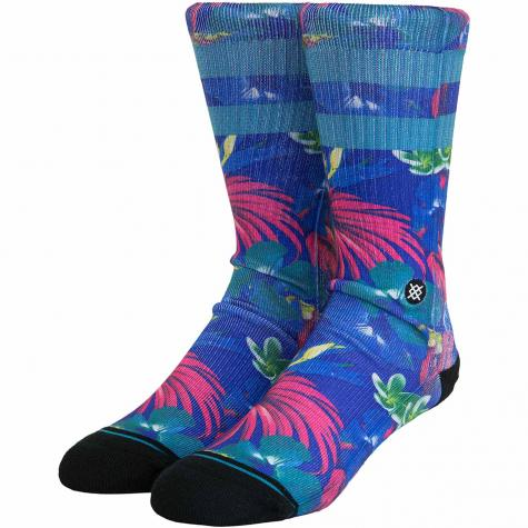 Stance Socken Pau blau