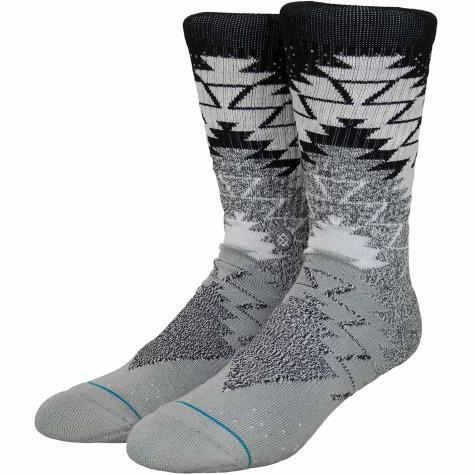 Stance Socken Shasta grau
