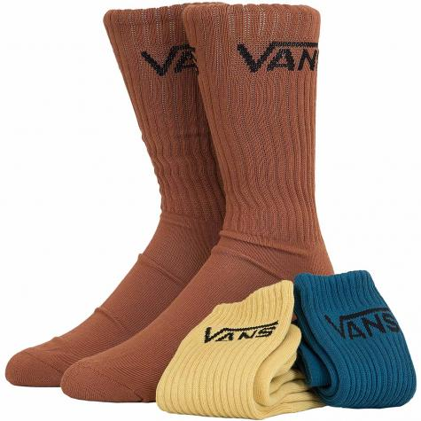 Vans Socken Classic Crew 3er multi