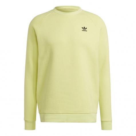 Adidas Essentail Crew Sweatshirt gelb