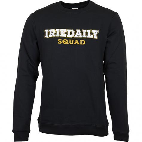 Iriedaily Sweatshirt ID Squad schwarz