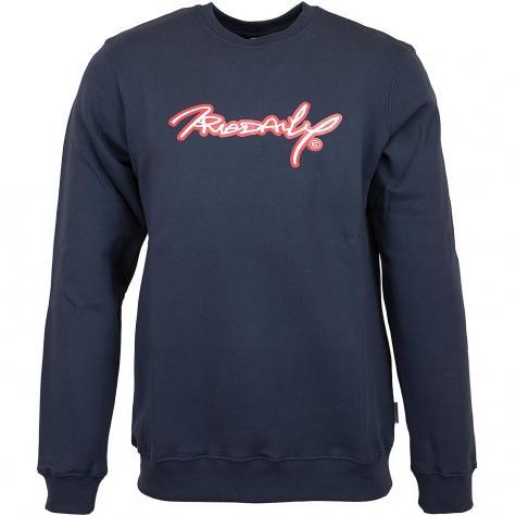Iriedaily Sweatshirt Original Tagg dunkelbau