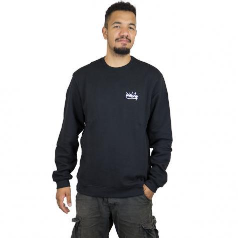 Iriedaily Sweatshirt Tagg schwarz