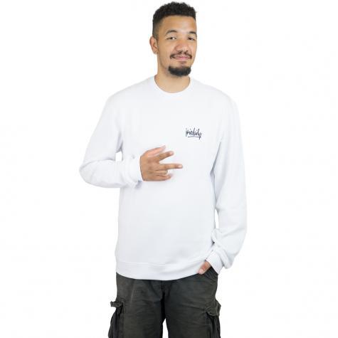 Iriedaily Sweatshirt Tagg weiß