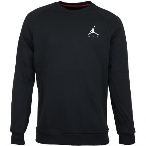 Nike Sweatshirt Jordan Jumpman Fleece schwarz/weiß