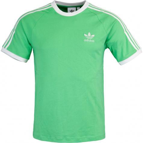 Adidas 3-Stripes T-Shirt grün