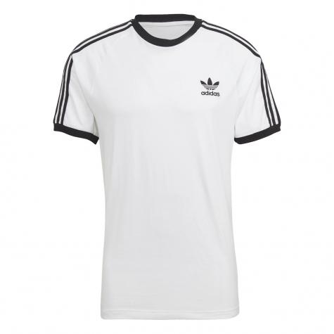 T-Shirt Adidas 3-Stripes weiß