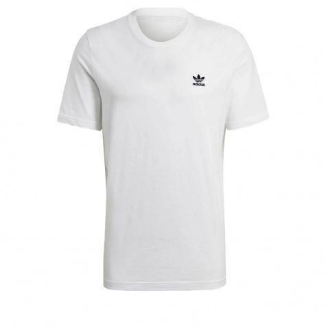 Adidas Essential T-Shirt weiß/schwarz