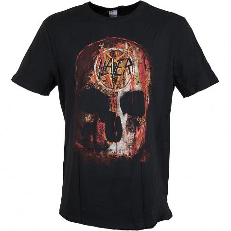 Amplified T-Shirt Slayer Word Sacrifice schwarz