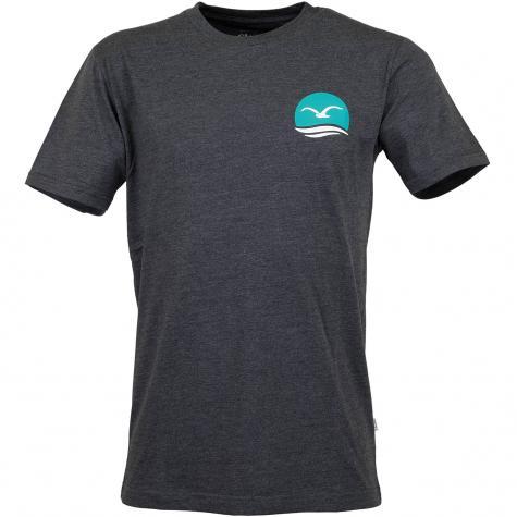 Cleptomanicx T-Shirt Mocean schwarz