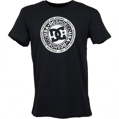 DC Shoes T-Shirt Circle Star schwarz