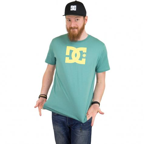 DC Shoes T-Shirt Star grün
