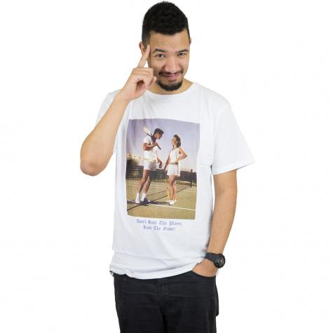 Dedicated T-Shirt Player weiß
