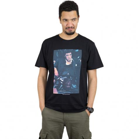 Dedicated T-Shirt Scarface Trust schwarz