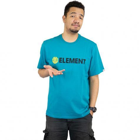 Element T-Shirt Blazin türkis
