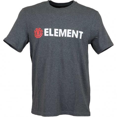 Element T-Shirt Blazin dunkelgrau