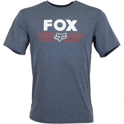 Fox T-Shirt Aviator Tech dunkelgrau