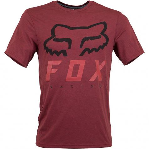 Fox T-Shirt Heritage Forger Tech rot