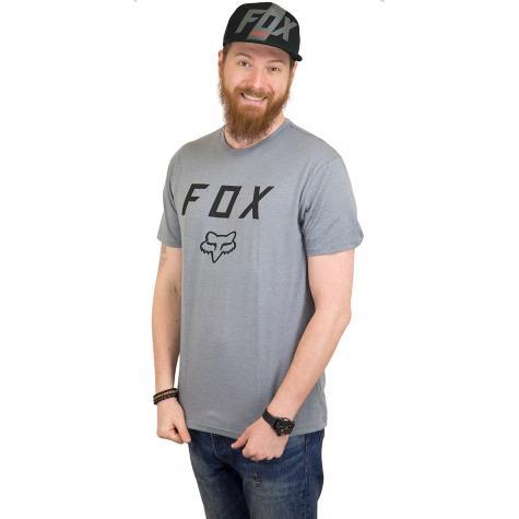 Fox T-Shirt Legacy Moth grau