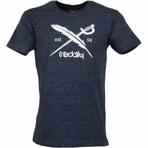 Iriedaily T-Shirt Chamisso schwarz