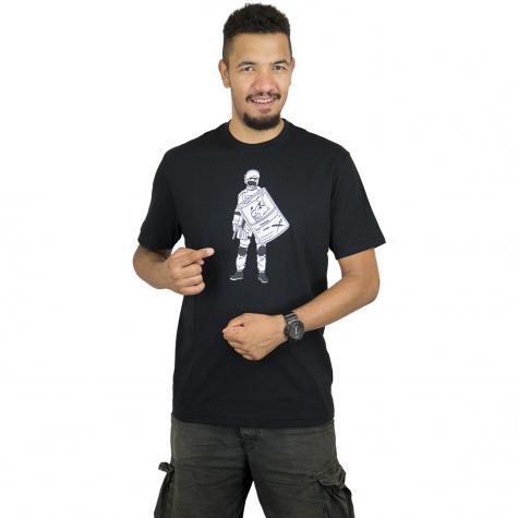 Iriedaily T-Shirt Copgo schwarz