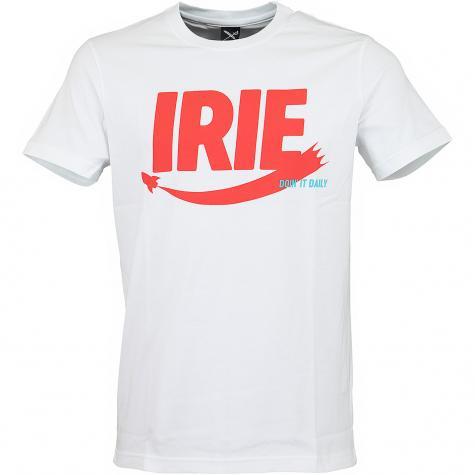 Iriedaily T-Shirt Irierocket weiß