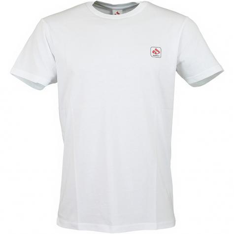 Iriedaily T-Shirt Mini Glyph weiß