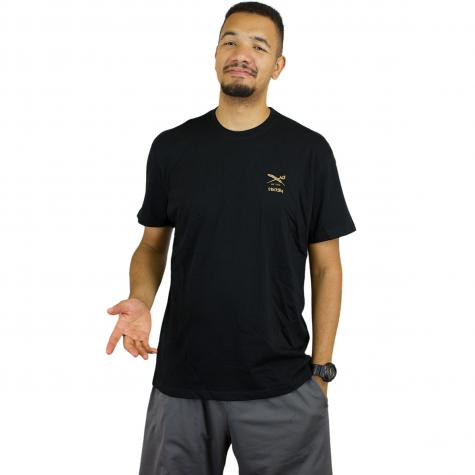Iriedaily T-Shirt Reclaim schwarz
