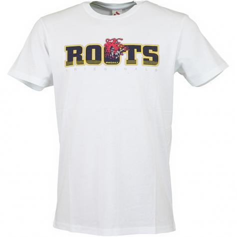 Iriedaily T-Shirt Roots weiß