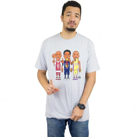 K1X T-Shirt LT Me Myself & I grau