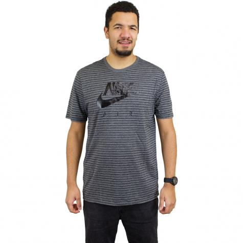 Nike T-Shirt Urban Classics AM90 2 dunkelgrau/schwarz