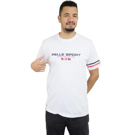 Pelle Pelle T-Shirt No Competition weiß