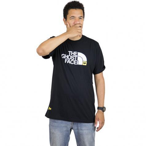 Pelle Pelle T-Shirt Wu-Tang The Ghostface schwarz