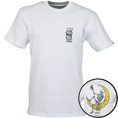 Vans T-Shirt Moonshine weiß