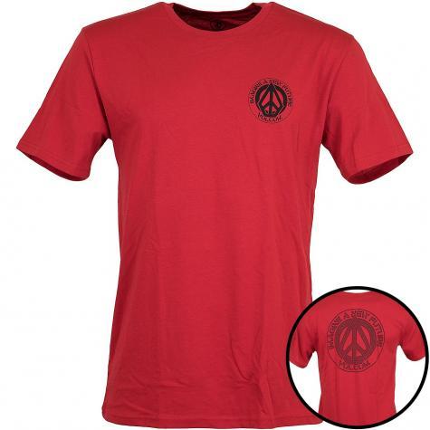 Volcom T-Shirt Conceiver rot