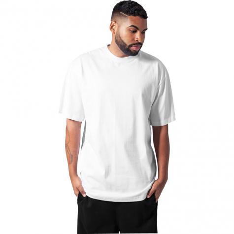 T-shirt Urban Classics Tall Urban Fit white