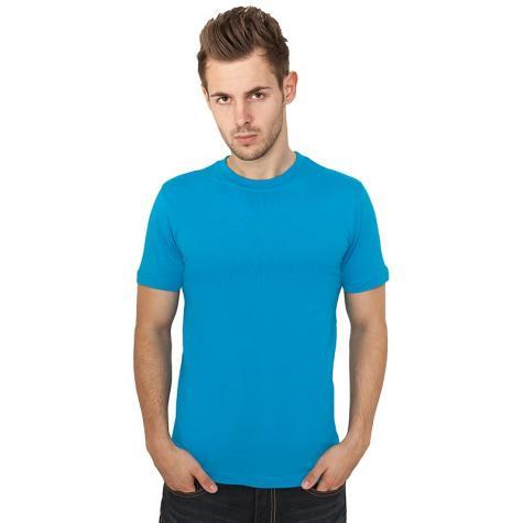 Urban Classics T-shirt Basic Regular Fit türkis
