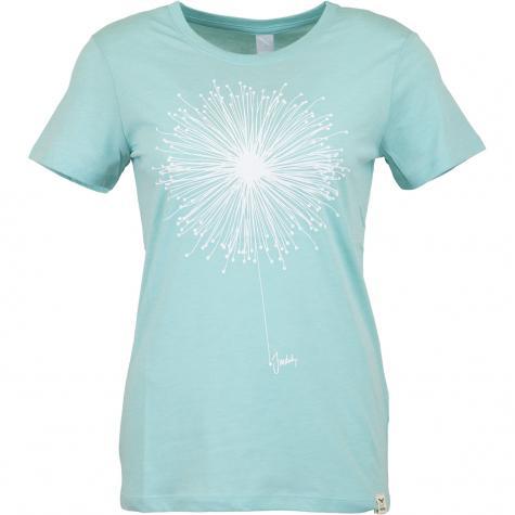 Iriedaily Damen T-Shirt Blowball mint