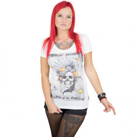Yakuza Premium Damen T-Shirt 2534 weiß