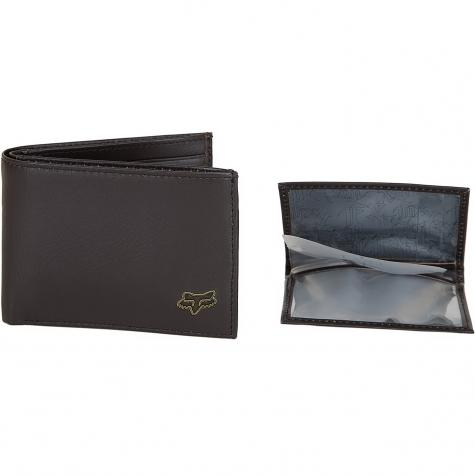 Fox Geldbörse Bifold Leather braun