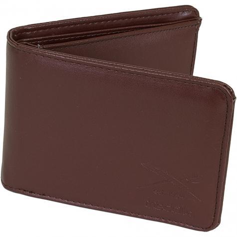 Iriedaily Steady Flag Wallet schokoladenbraun