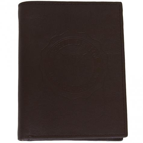 Reell Logo Wallet braun